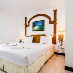 Отель Baan Paradise 2* Улучшенный номер с различными типами кроватей фото 2