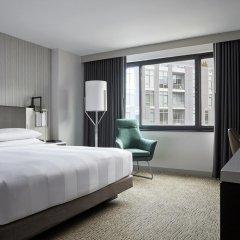 Отель Washington Marriott Georgetown 3* Люкс с различными типами кроватей фото 2