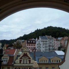 Отель Valencia Чехия, Карловы Вары - отзывы, цены и фото номеров - забронировать отель Valencia онлайн балкон