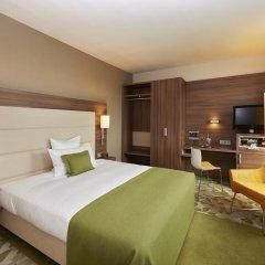 Отель Meliá Düsseldorf 4* Стандартный номер разные типы кроватей