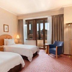 Отель Hilton Milan 4* Стандартный номер с различными типами кроватей