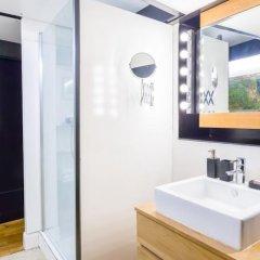 Отель Cheval d'argent Франция, Лион - отзывы, цены и фото номеров - забронировать отель Cheval d'argent онлайн ванная