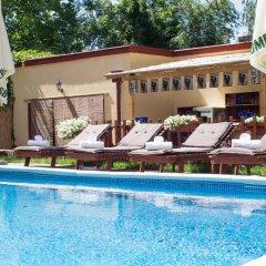 Отель Villa Mystique бассейн фото 5