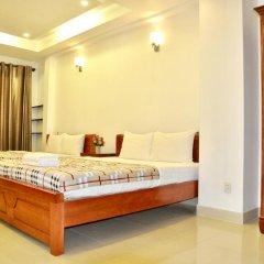 Nguyen Khang Hotel 2* Стандартный номер с различными типами кроватей фото 5
