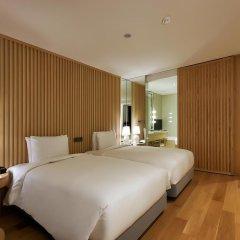 Hotel ENTRA Gangnam 4* Номер Премьер с 2 отдельными кроватями фото 3