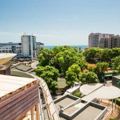 Отель Perla Солнечный берег балкон