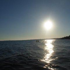 Отель Villa Eva B Поццалло пляж