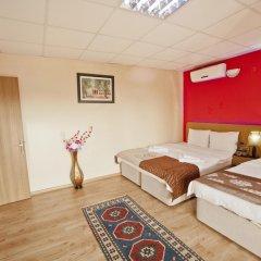 Avcilar Vizyon Hotel 3* Стандартный номер с двуспальной кроватью фото 3