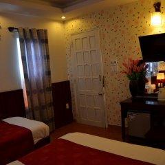 Hong Thien Backpackers Hotel 2* Номер Делюкс с 2 отдельными кроватями
