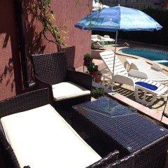Отель Studio Rose Болгария, Свети Влас - отзывы, цены и фото номеров - забронировать отель Studio Rose онлайн бассейн