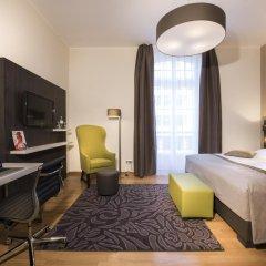 Отель Collegium Leoninum 4* Улучшенный номер с различными типами кроватей фото 2