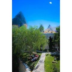 Travellers Cave Hotel Турция, Гёреме - отзывы, цены и фото номеров - забронировать отель Travellers Cave Hotel онлайн балкон
