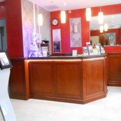 Отель De Paris Montmartre Париж интерьер отеля фото 2