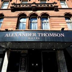 Alexander Thomson Hotel развлечения фото 2