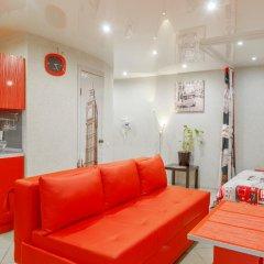 Апартаменты Red Bus Apartment na Mira комната для гостей