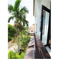 Отель Sunny Garden Homestay Стандартный номер с различными типами кроватей фото 2