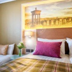 Leonardo Royal Hotel Edinburgh Haymarket 4* Номер Комфорт с двуспальной кроватью фото 3