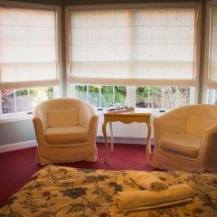 Отель American House Puławska Стандартный номер с двуспальной кроватью фото 7