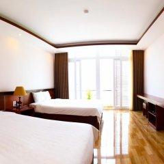 Tuan Chau Marina Hotel комната для гостей фото 4