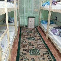 Хостел ПанДа Кровать в общем номере фото 6