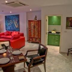 Апартаменты Mosaik Luxury Apartments Люкс с различными типами кроватей фото 2