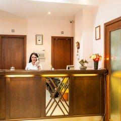 Teteven Hotel интерьер отеля