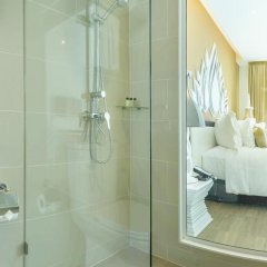 Anajak Bangkok Hotel 4* Номер Делюкс с различными типами кроватей фото 7