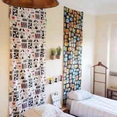 Отель O Bigode do Rato 2* Стандартный номер с 2 отдельными кроватями (общая ванная комната) фото 9