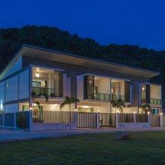 Отель Kata Hill View Villas by Kata Sea View Villas 3* Вилла разные типы кроватей фото 23