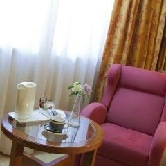 Senator Barcelona Spa Hotel 4* Стандартный номер с различными типами кроватей фото 4