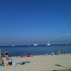 Отель L'Azur Promenade пляж