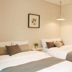 Отель The Mei Haus Hongdae 3* Номер категории Премиум с различными типами кроватей фото 6