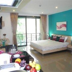 Апартаменты Unity Patong Studio комната для гостей фото 5