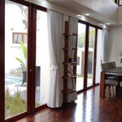 Отель Pranaluxe Pool Villa Holiday Home 3* Вилла с различными типами кроватей фото 36