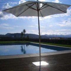 Отель Casa do Pico Arde бассейн