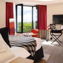 Terrass'' Hotel Montmartre by MH 4* Студия Делюкс с различными типами кроватей фото 2