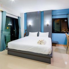 Отель Phoomjai House 3* Улучшенный номер с различными типами кроватей