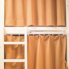 KW Hongdae Hostel Кровать в женском общем номере с двухъярусной кроватью фото 3