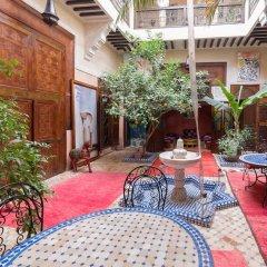Отель Riad Harmattan Марракеш фото 7