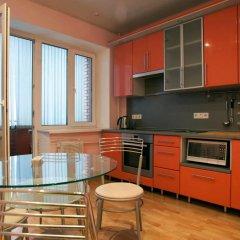 Гостиница Pushkino beautifull sub suburb of Moscow Апартаменты с различными типами кроватей фото 11