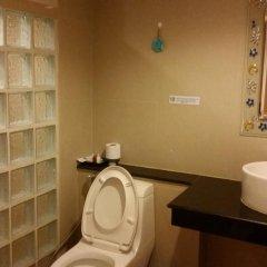 Отель Krabi Serene Loft Hotel Таиланд, Краби - отзывы, цены и фото номеров - забронировать отель Krabi Serene Loft Hotel онлайн ванная