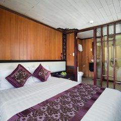 Отель Halong Apricot Cruise комната для гостей фото 4