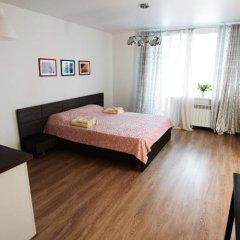 Гостиница ApartHotel Lazurnyy в Новосибирске 1 отзыв об отеле, цены и фото номеров - забронировать гостиницу ApartHotel Lazurnyy онлайн Новосибирск комната для гостей фото 5
