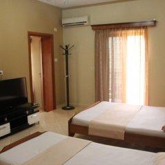 Отель Green House Ksamil Албания, Ксамил - отзывы, цены и фото номеров - забронировать отель Green House Ksamil онлайн удобства в номере фото 2
