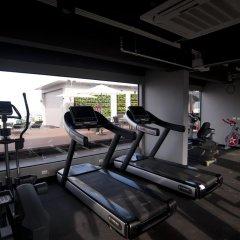 Gu Hotel фитнесс-зал фото 3