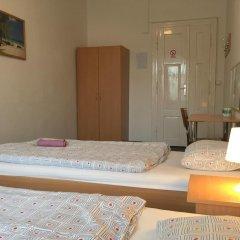 Отель Penzion Village 2* Стандартный номер с различными типами кроватей фото 5