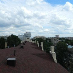 Гостиница Богемия на Вавилова 3* Люкс с двуспальной кроватью фото 12