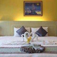 Ansino Bukit Hotel 3* Улучшенный номер двуспальная кровать фото 15