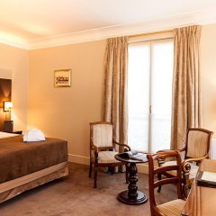Saint James Albany Paris Hotel-Spa 4* Полулюкс с различными типами кроватей фото 17