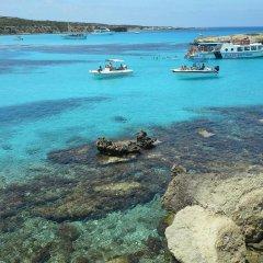 Panareti Coral Bay Hotel пляж фото 2